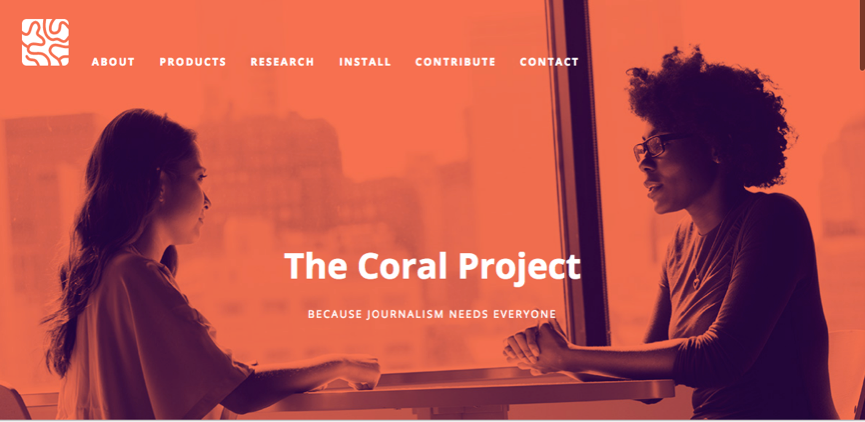 The Coral Project ()