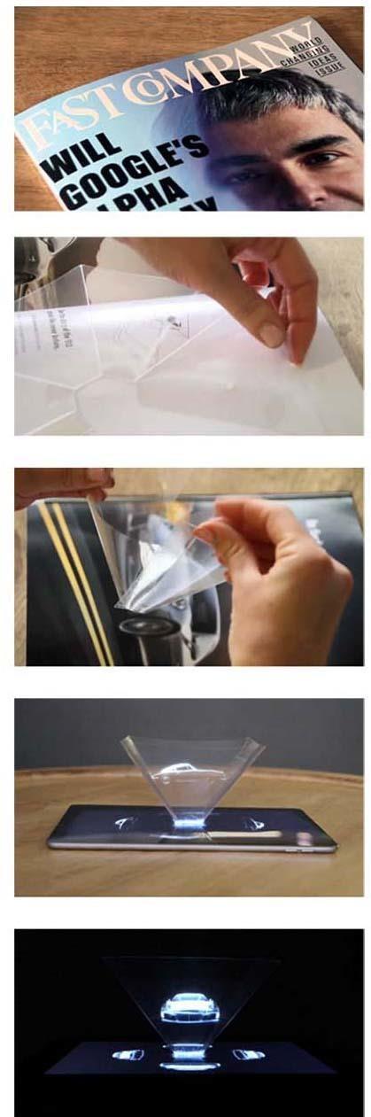 FastCompany hologram (FastCompany)