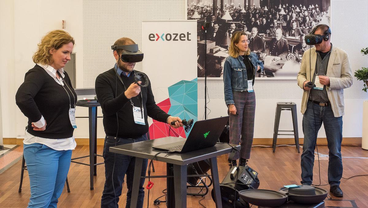 VR at DIS 2019 ()