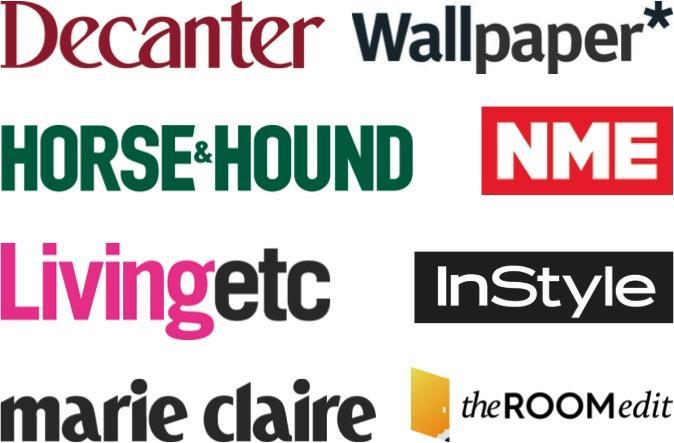 Time Inc. UK brands ()