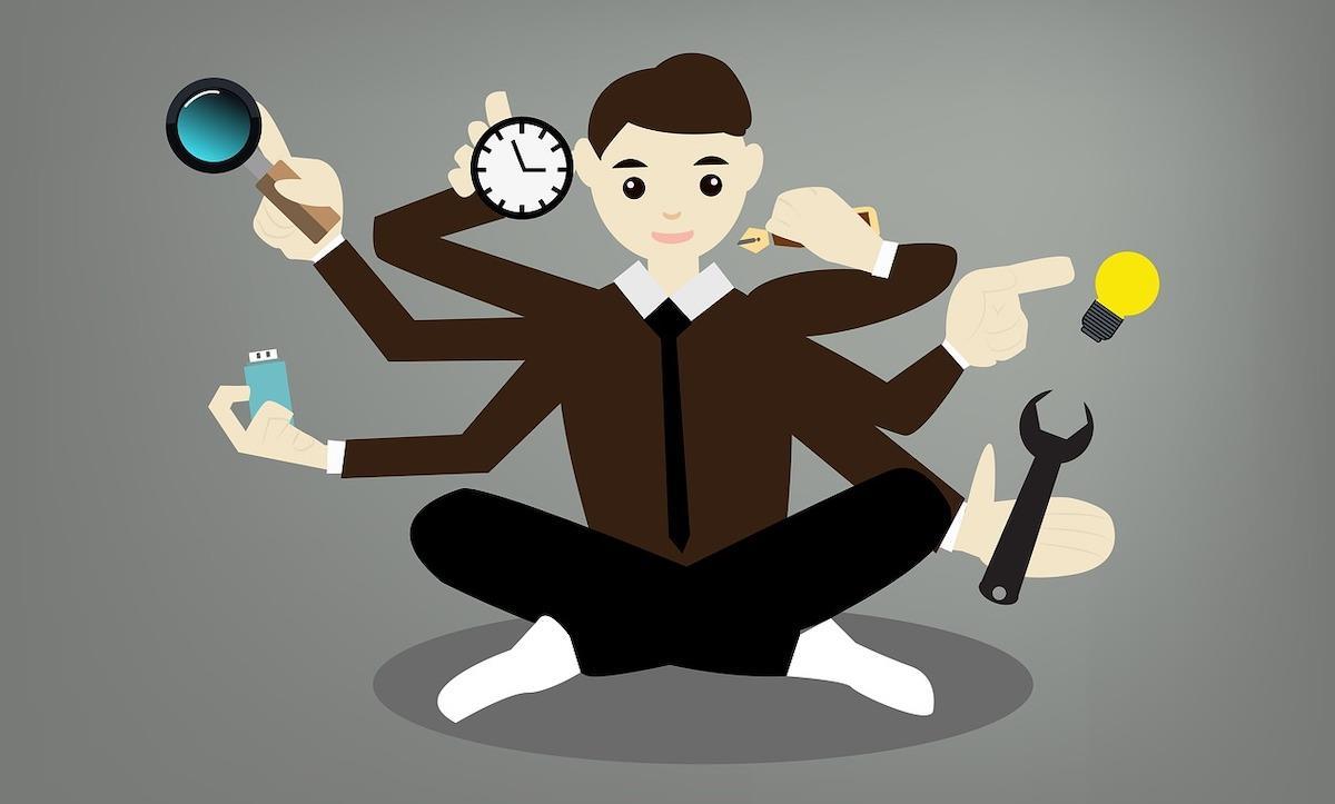 multitasking ()