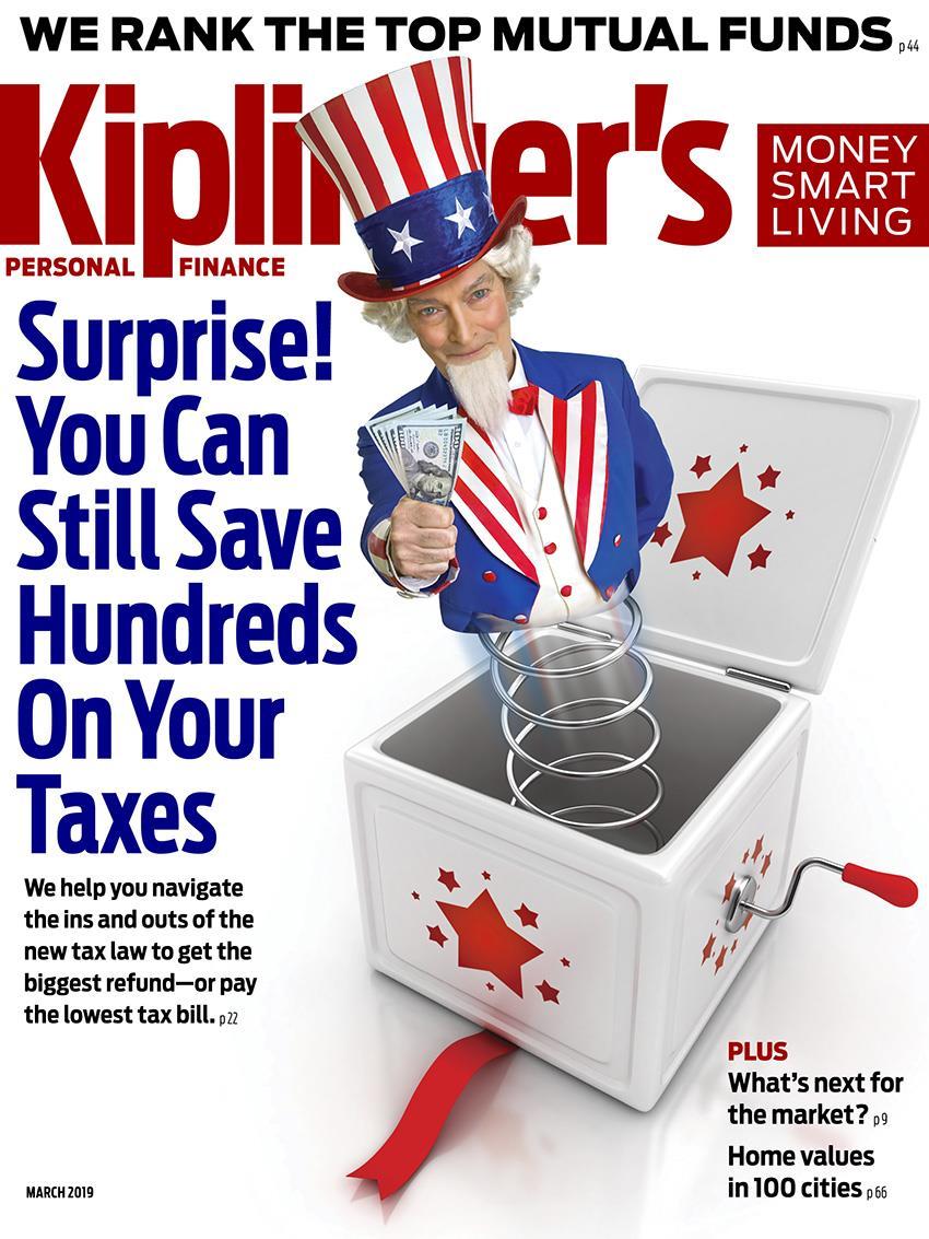 Kiplinger cover ()