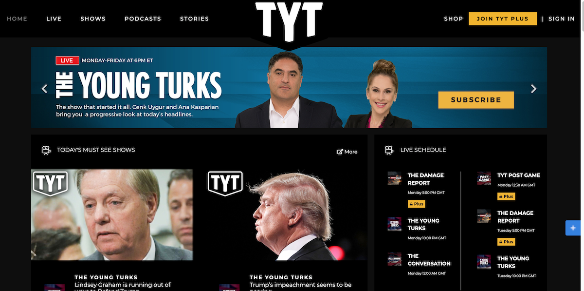 The Young Turks ()