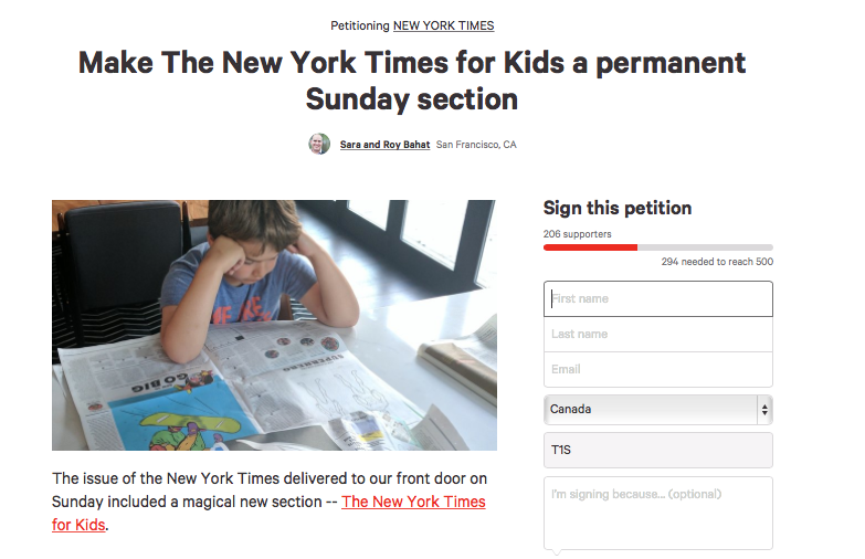 NYT screenshot ()