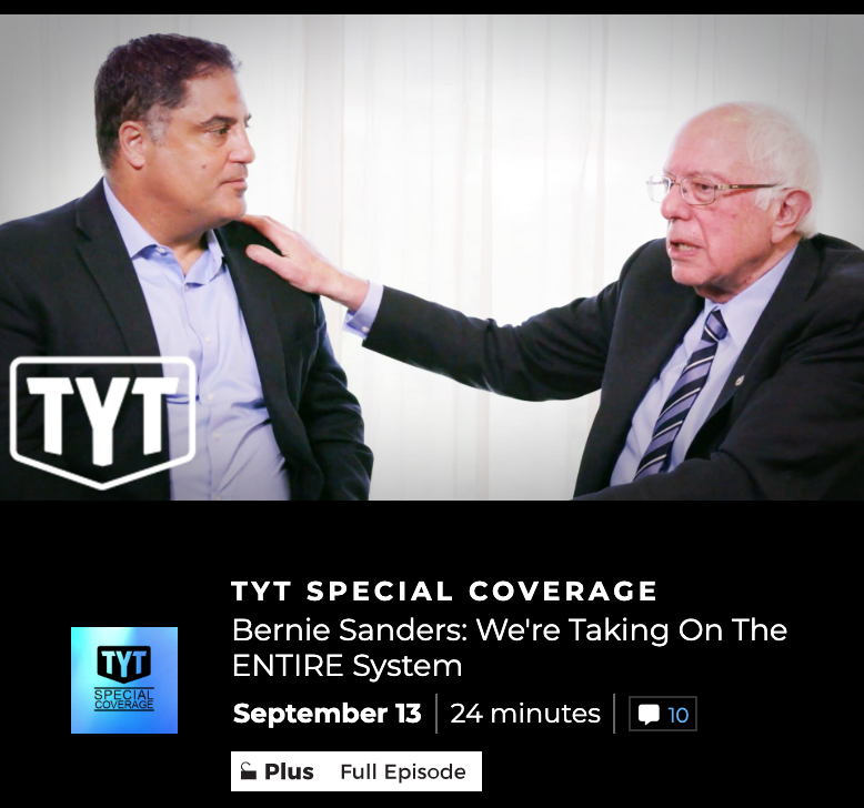 TYT Bernie Sanders ()