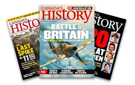 Canada's History 2 ()