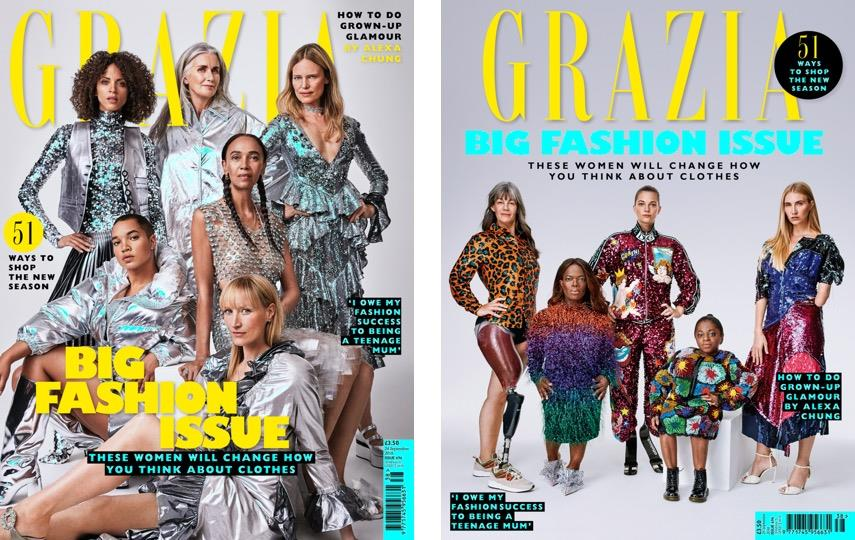 Grazia Fashion Issue 2018 ()