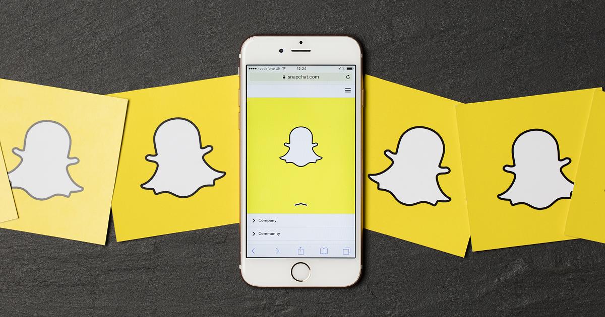 Snapchat header ()