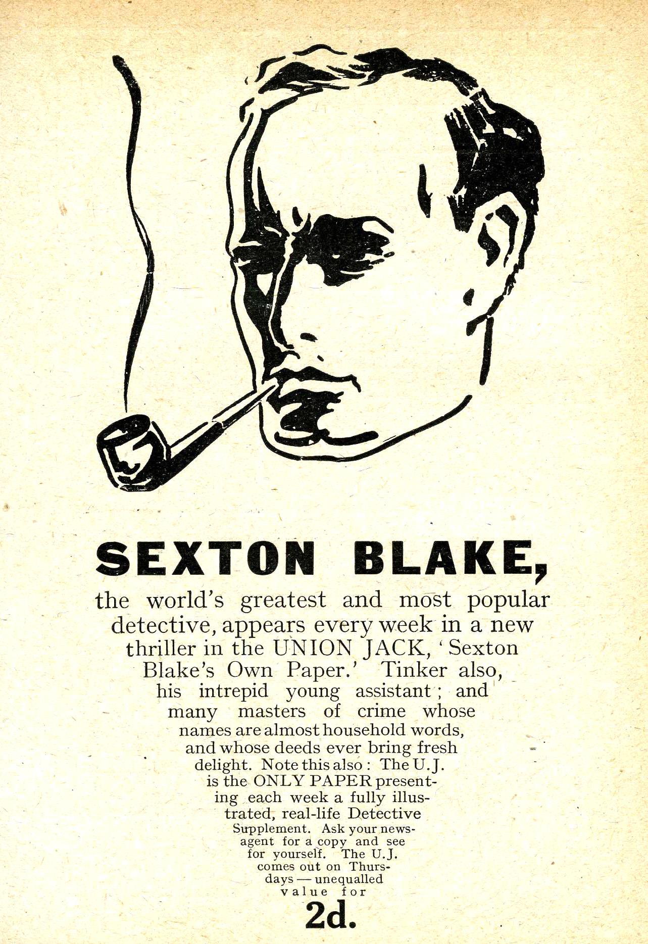 Sexton Blake ()