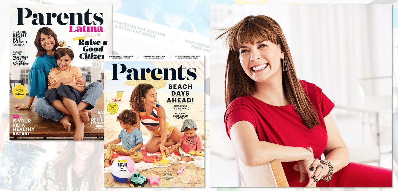 Liz Vaccariello Parents UPM ()