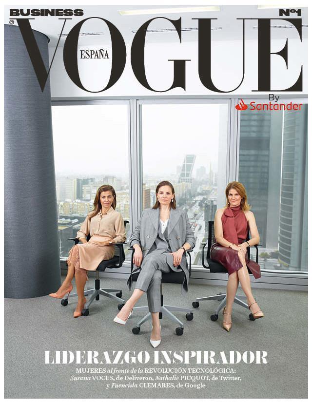 Vogue Business cover ()