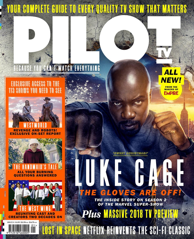Pilot TV magazine ()