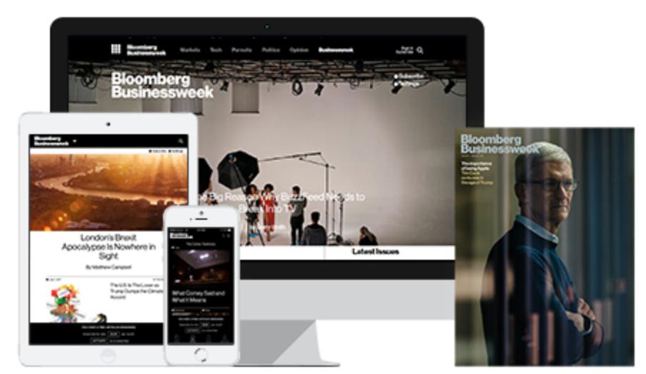 Bloomberg Businessweek all platforms ()