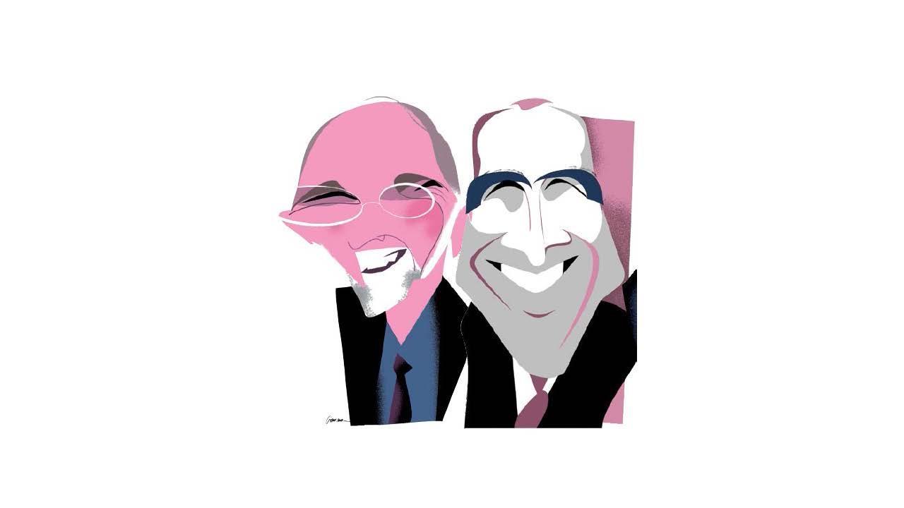 Cartoon John Wilpers & Juan Senor - Innovation in Magazine Media 2017-2018 World Report (blank border) (FIPP)