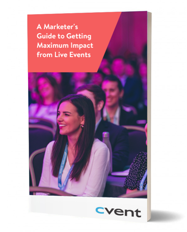 cvent guide marketing events ()