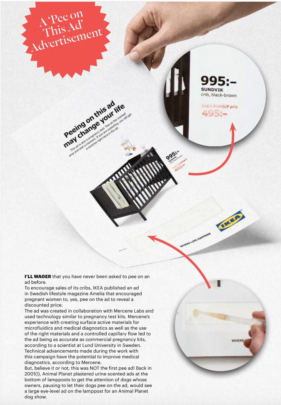 Ikea print ad ()