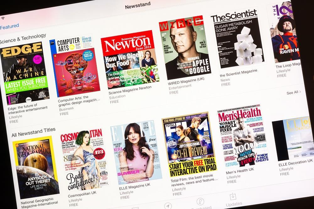 newsstand 2 ()