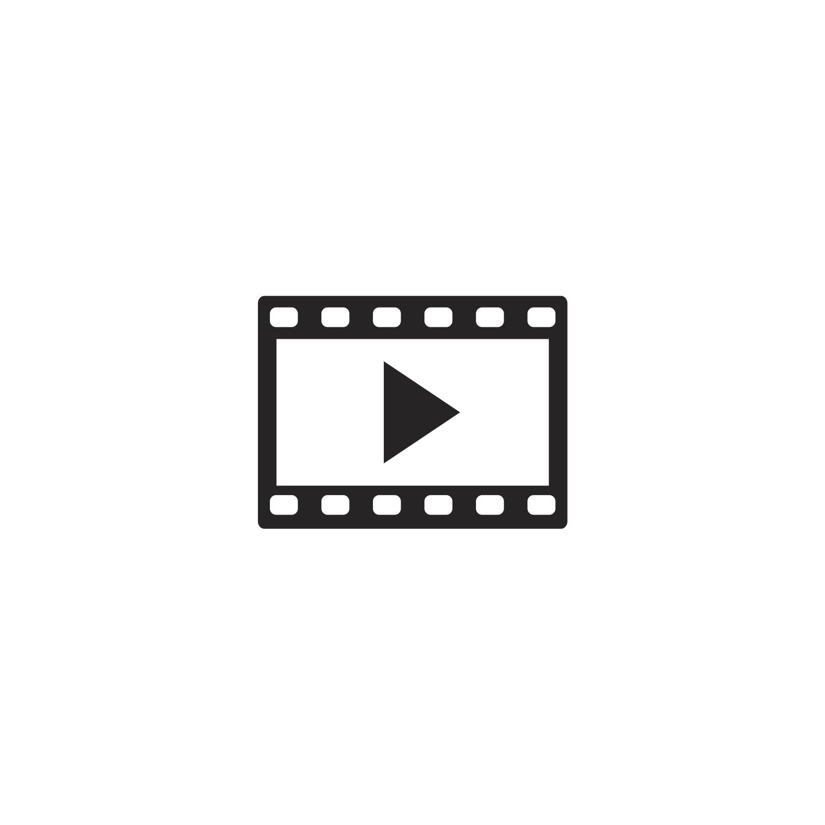 Video play button ()