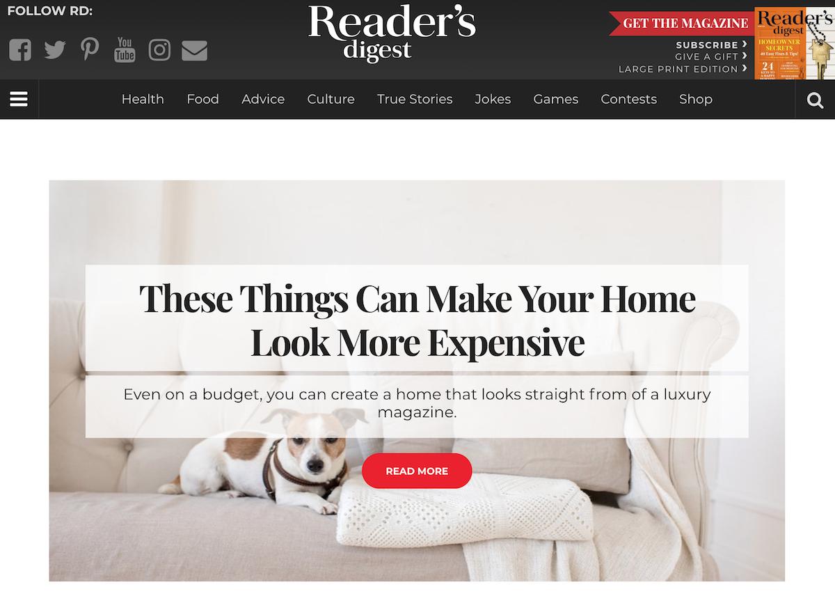 Reader's Digest ()