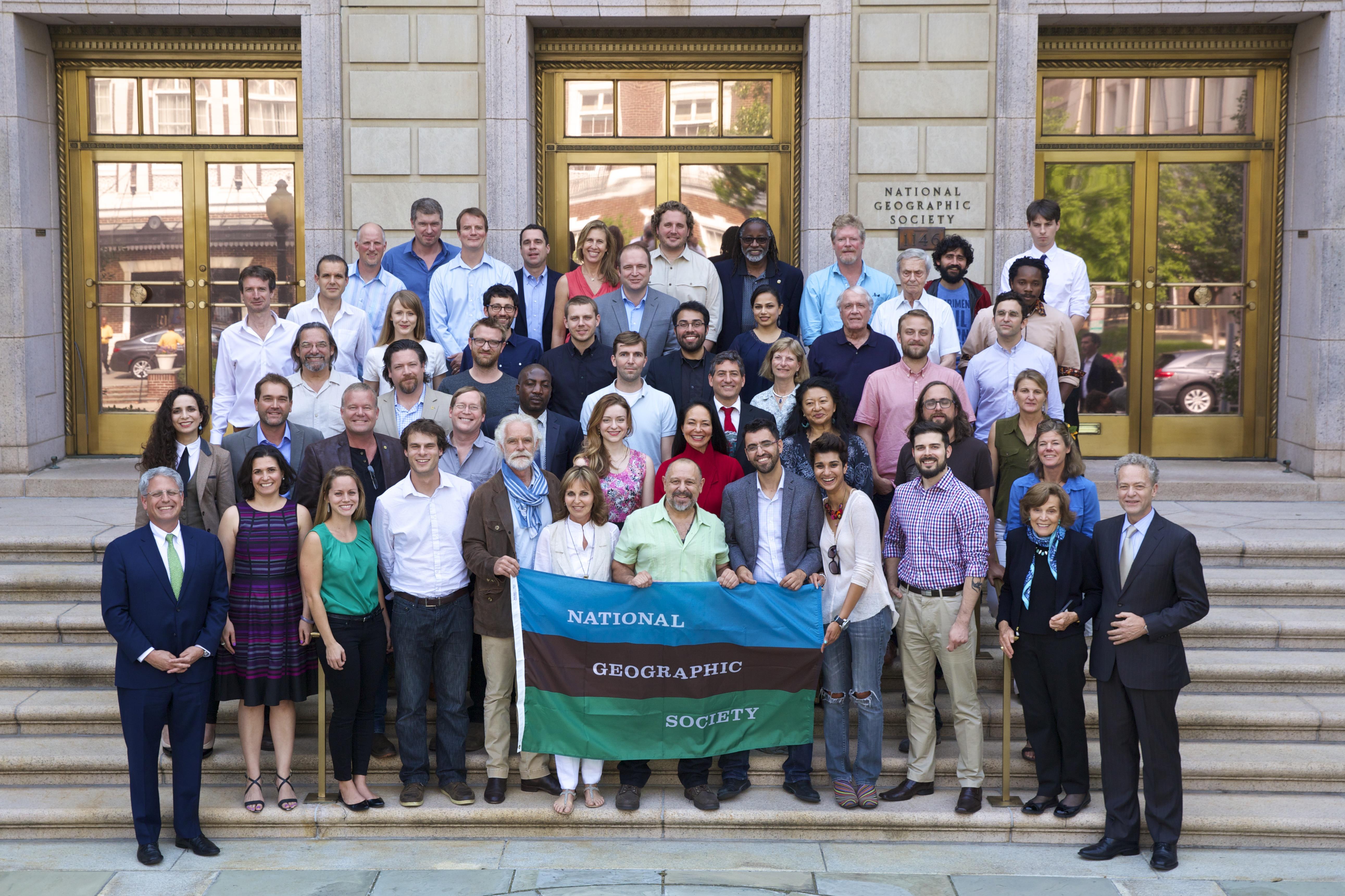 NatGeo Explorers Symposium ()