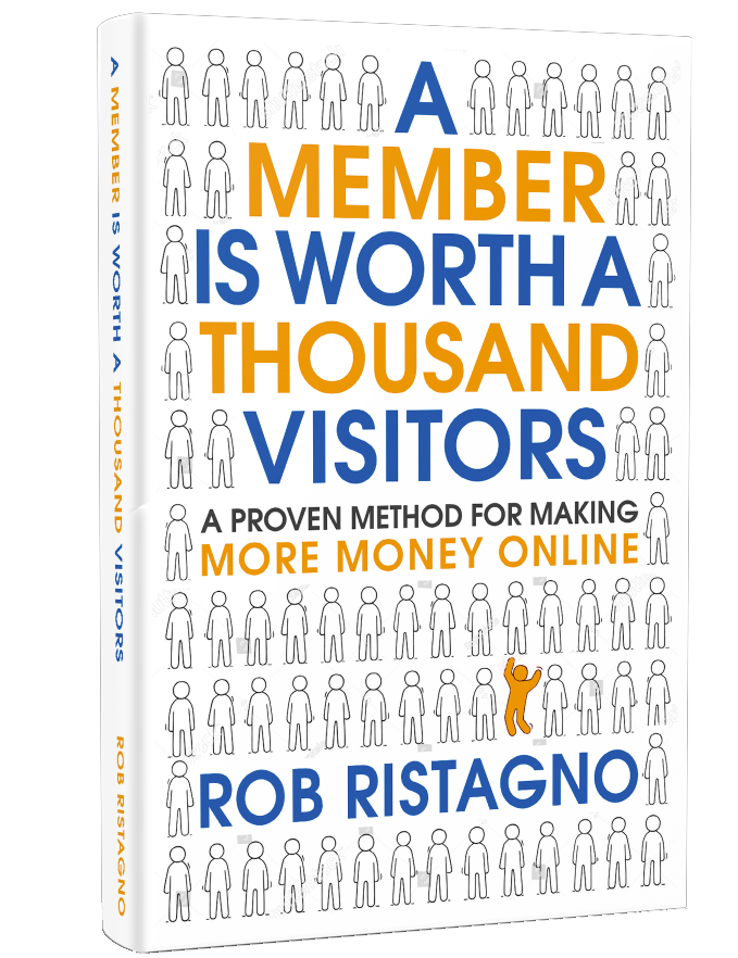 Rob Ristagno book ()