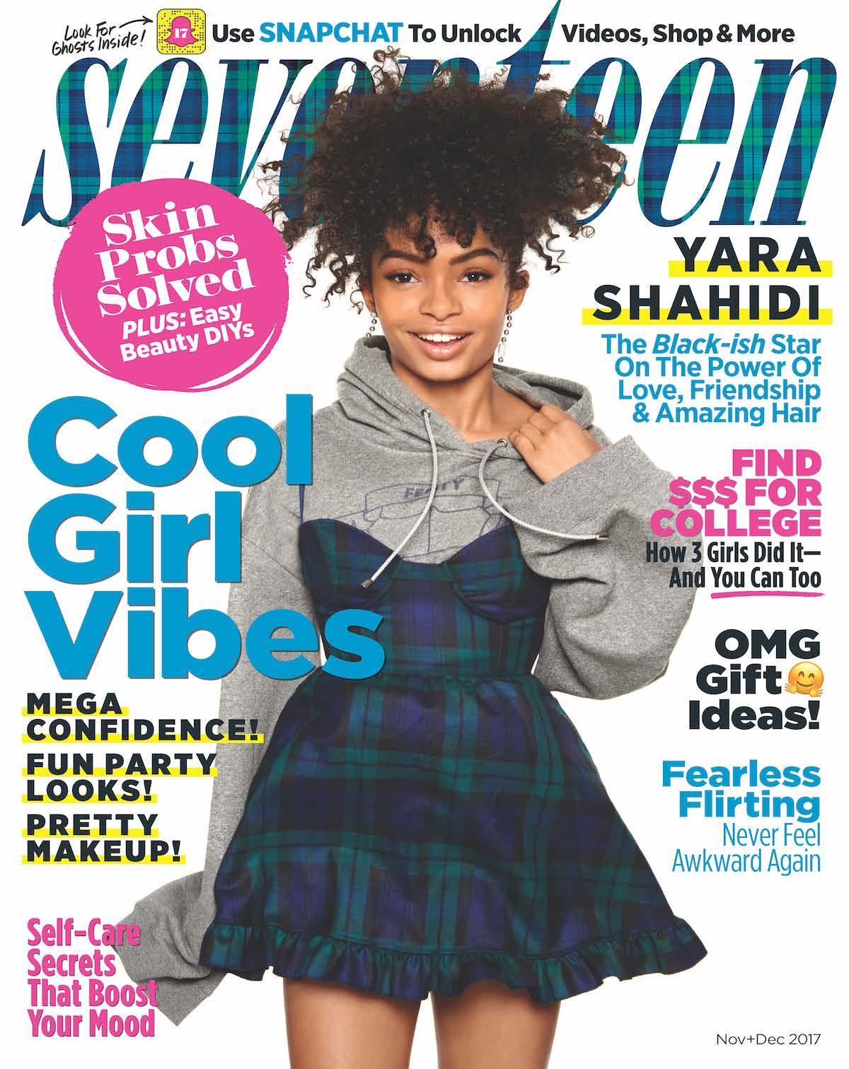 Seventeen cover ()