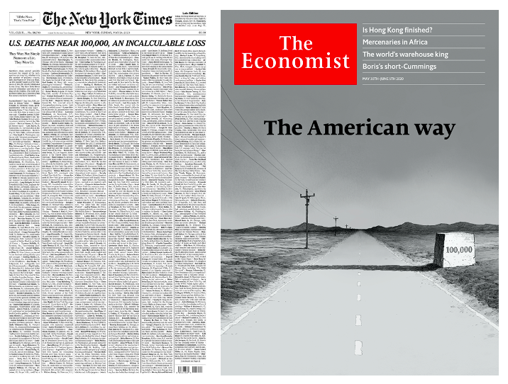 NYT and The Economist ()