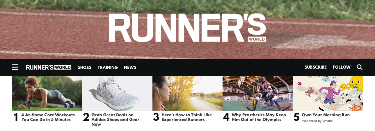 Runners World ()