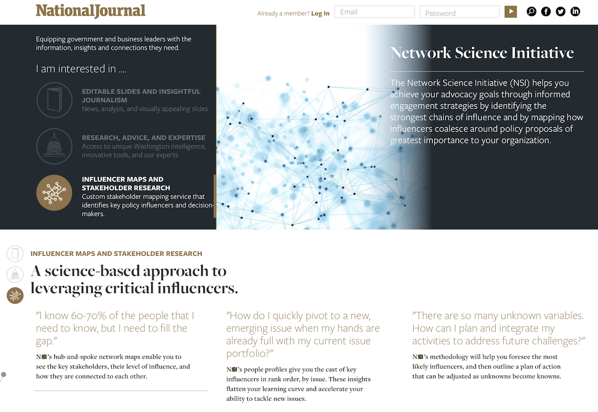 National Journal 3 ()
