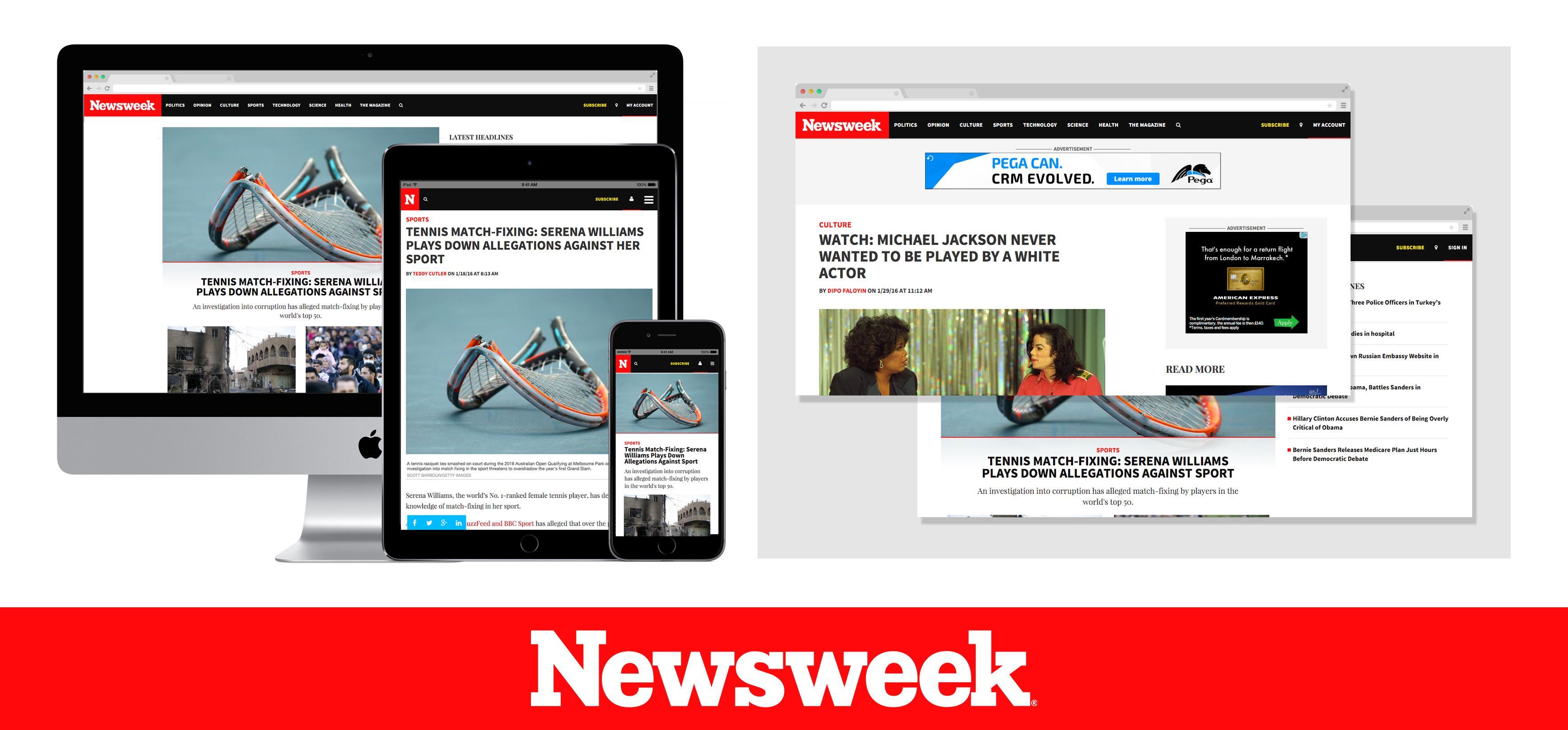 Newsweek January 2016 ()