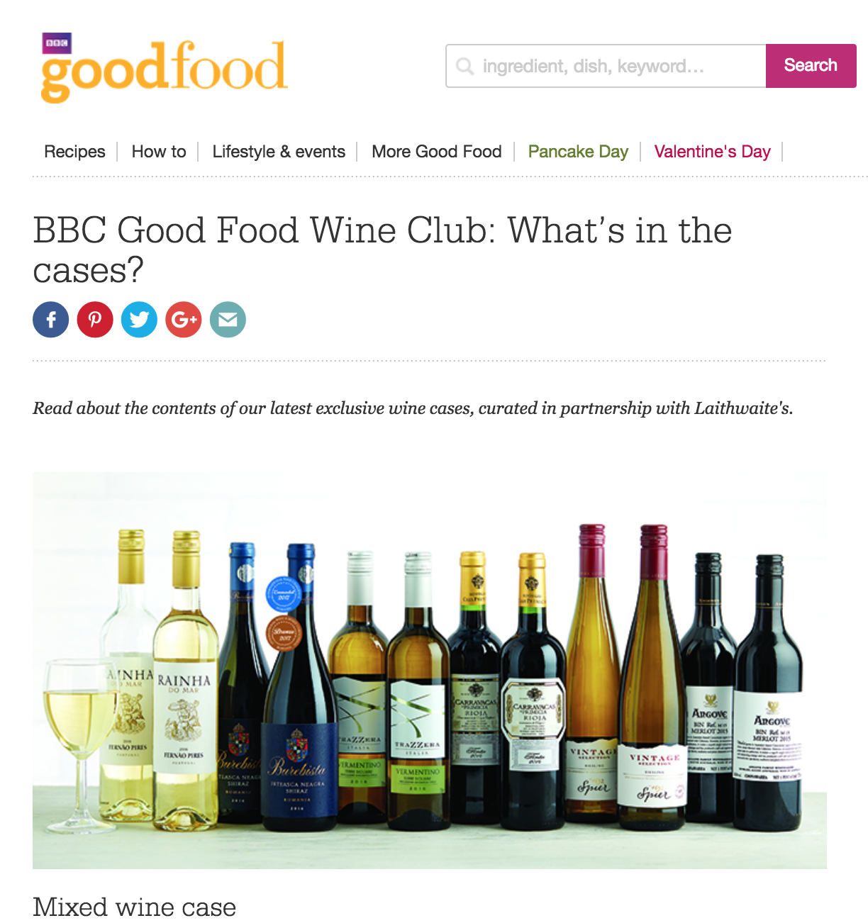 BBC Wine club ()