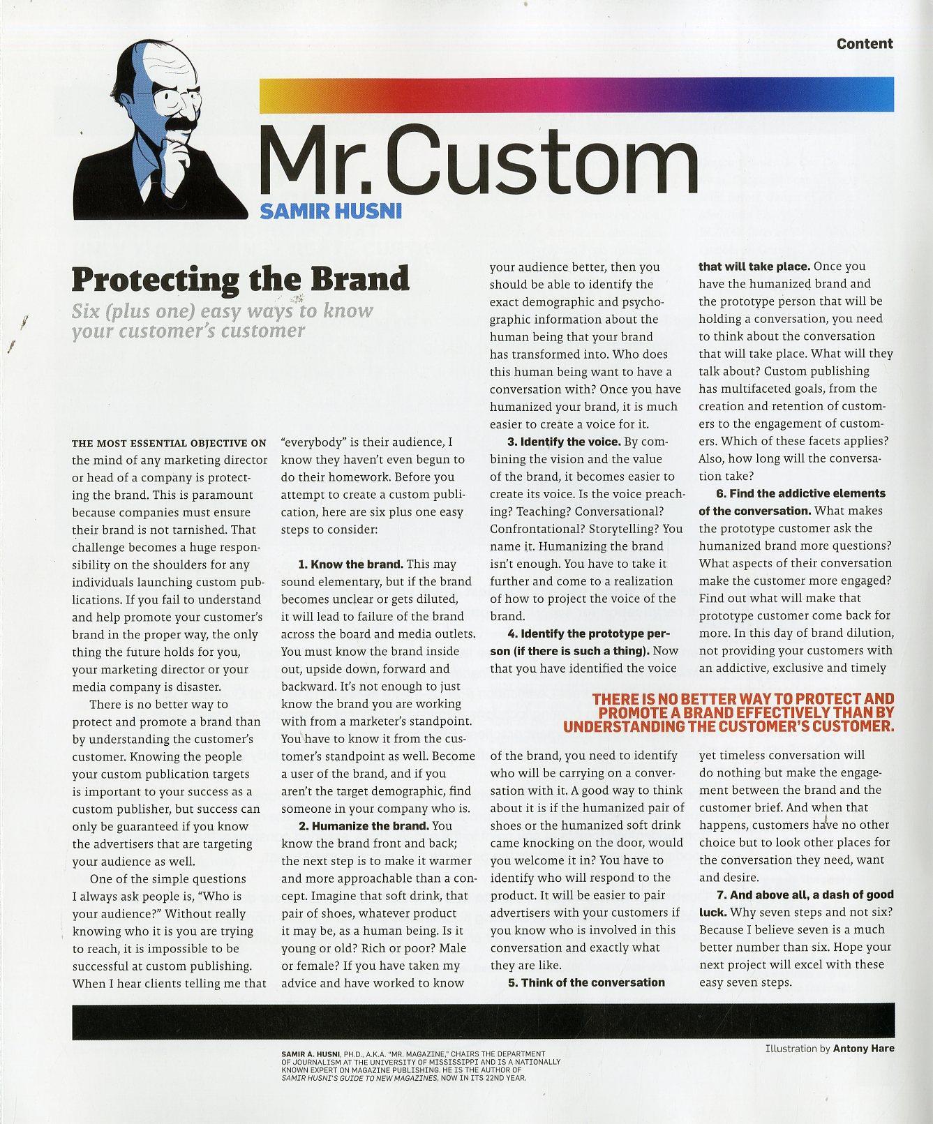 Mr Custom ()