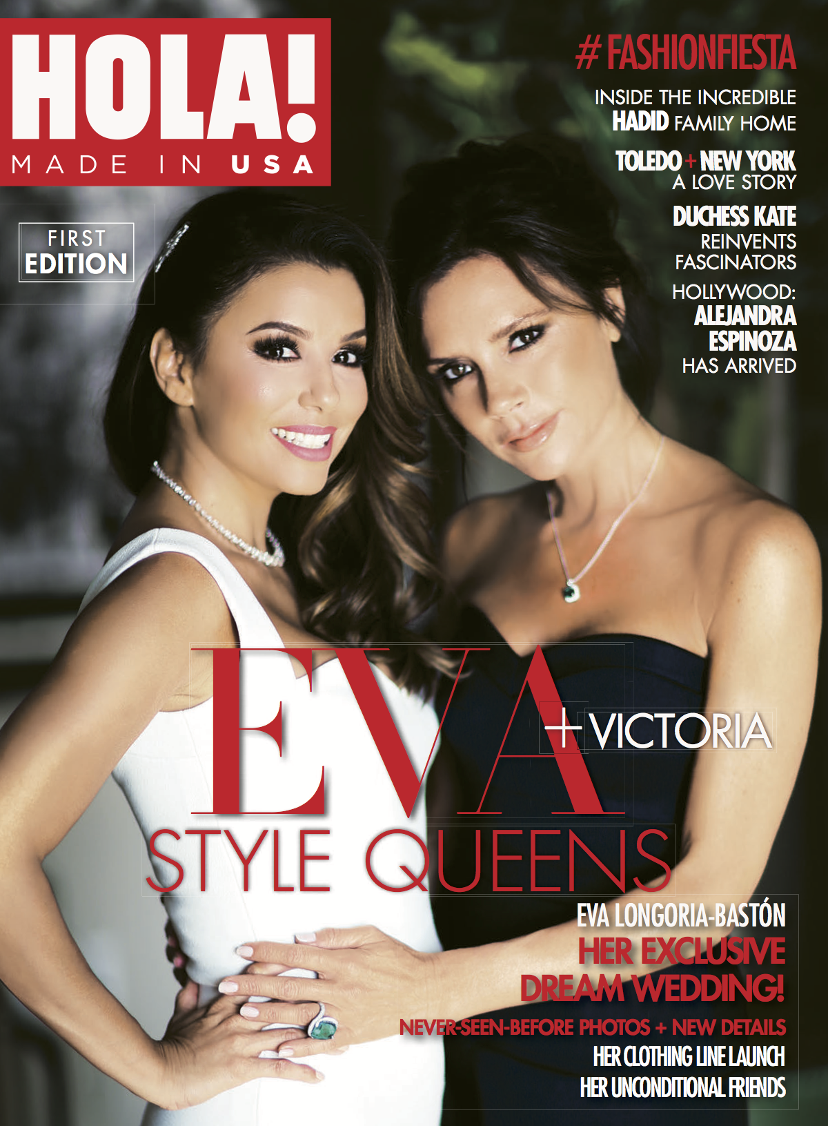 Hola USA 1st issue ()