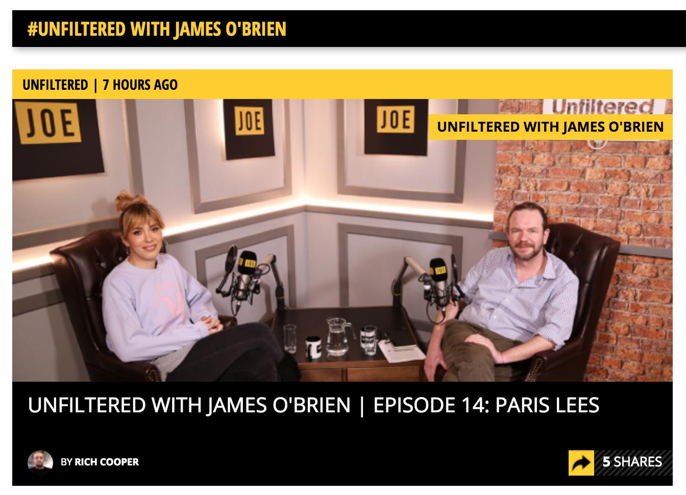 James O'Brien ()