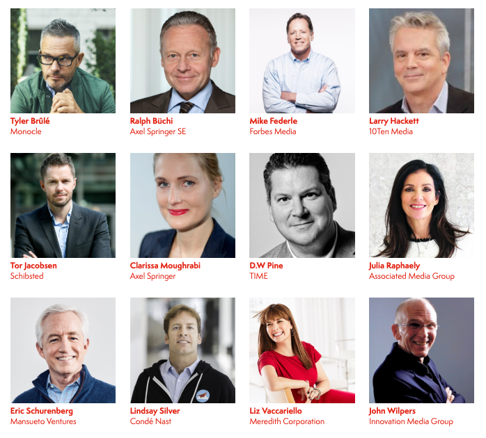 FIPP Congress 2019 speakers 8 May ()