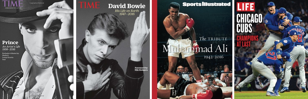Time Inc Bookazines ()