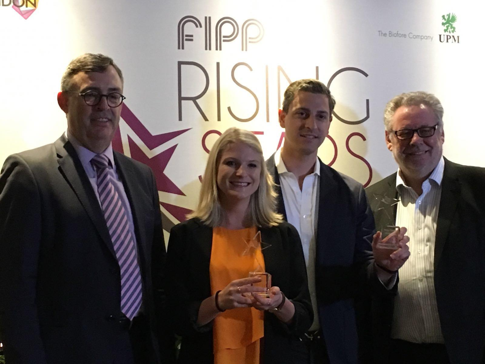 Rising Stars at FIPP London ()
