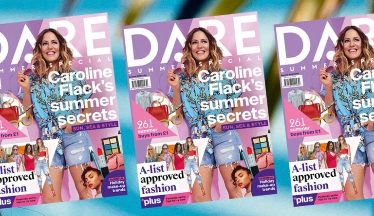 Dare magazine ()
