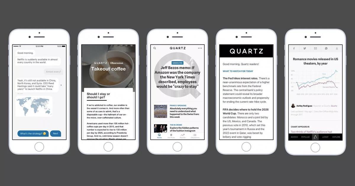 Quartz header ()