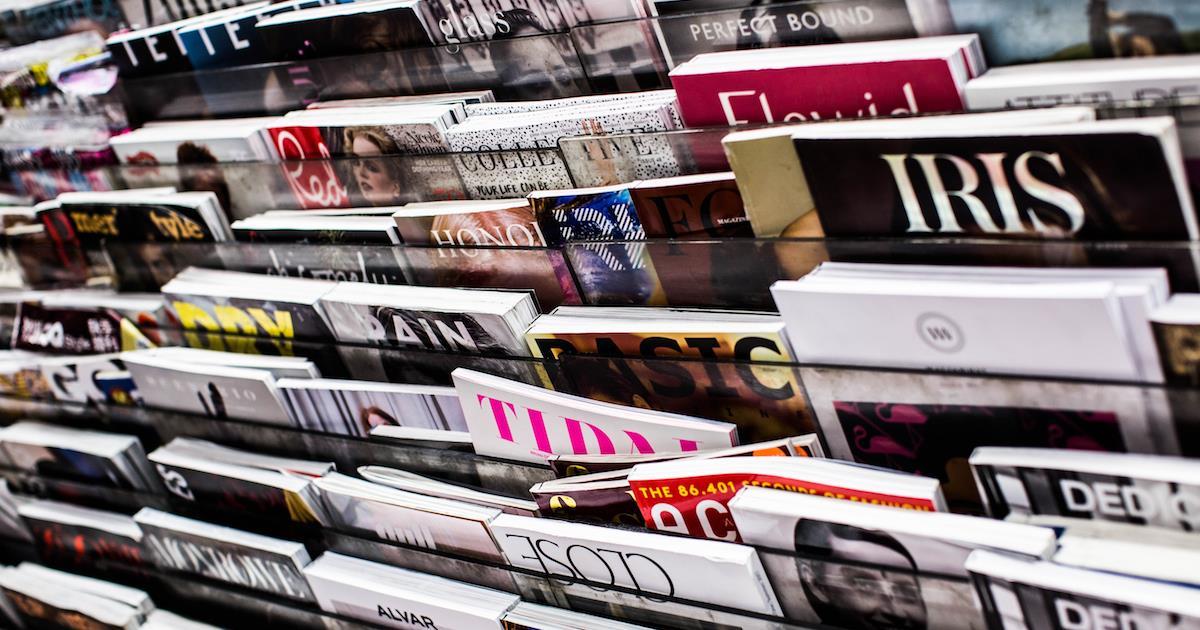 magazines header ()