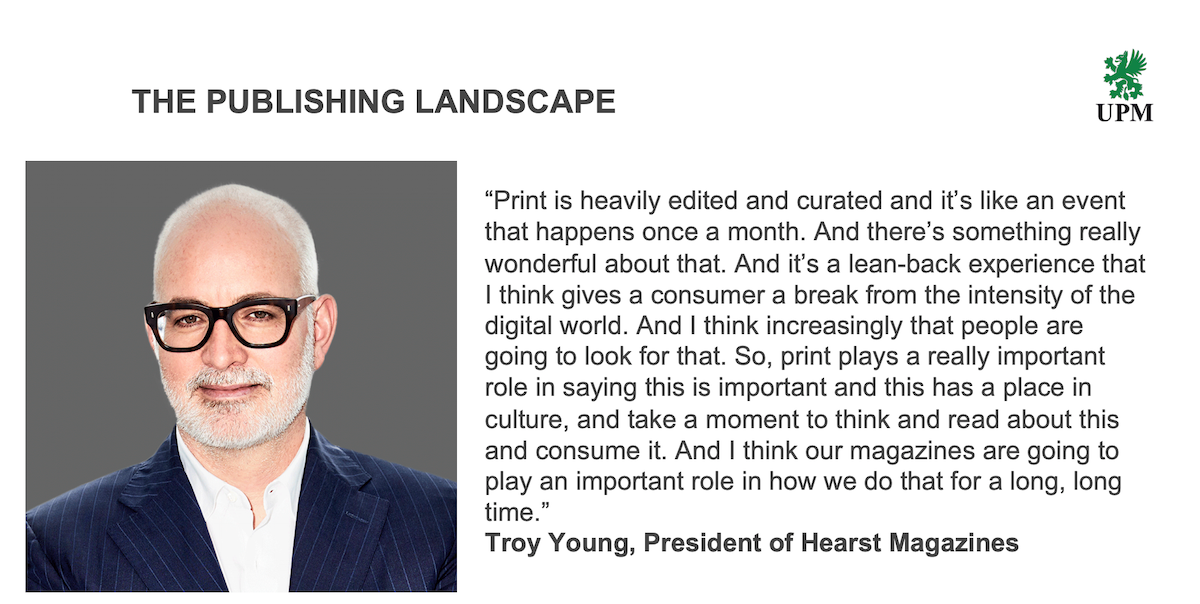 Troy Young Future of Media ()