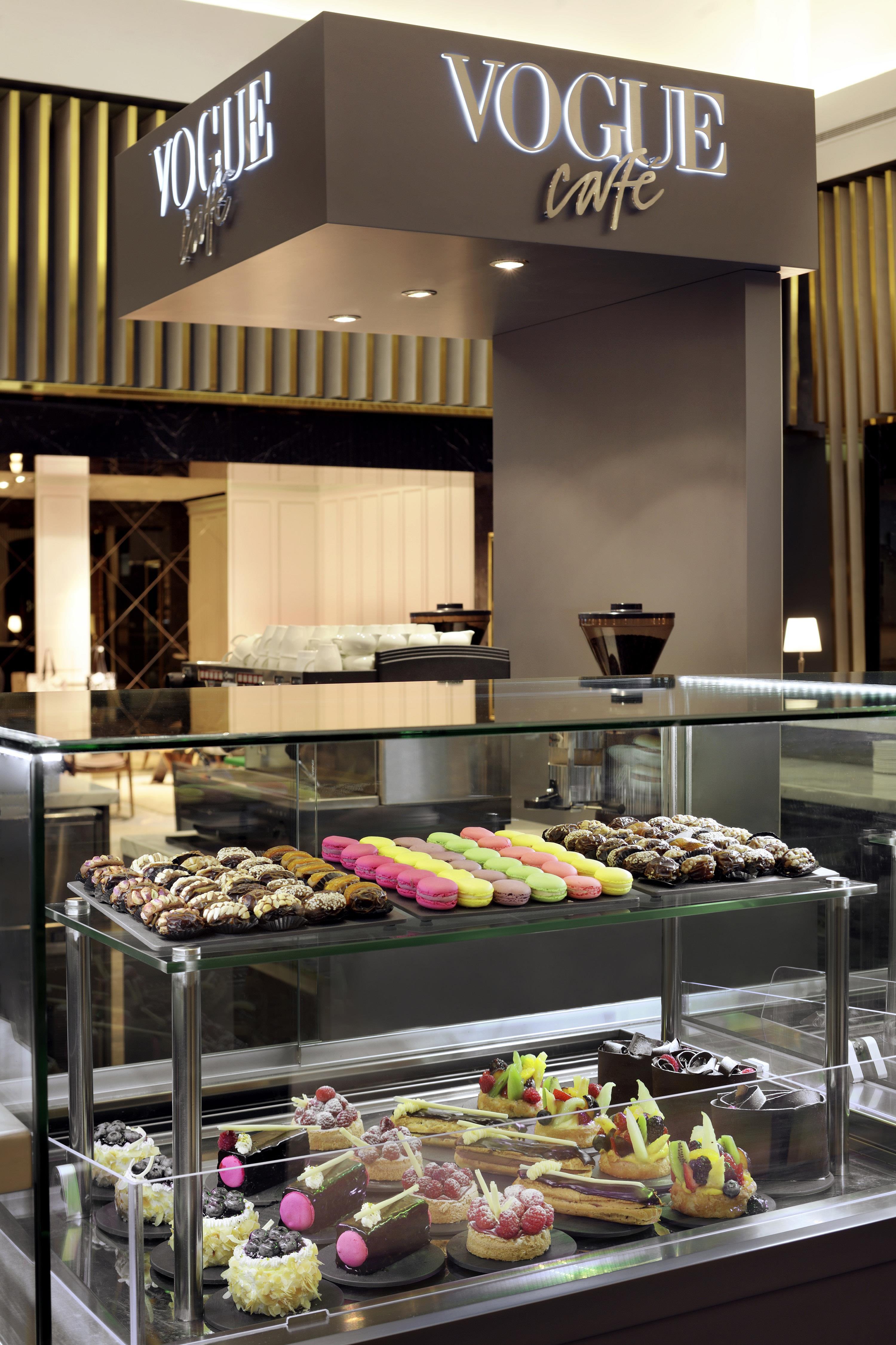 Vogue Cafe Dubai ()