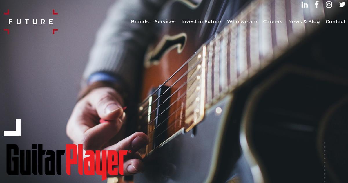 Guitar Player ()