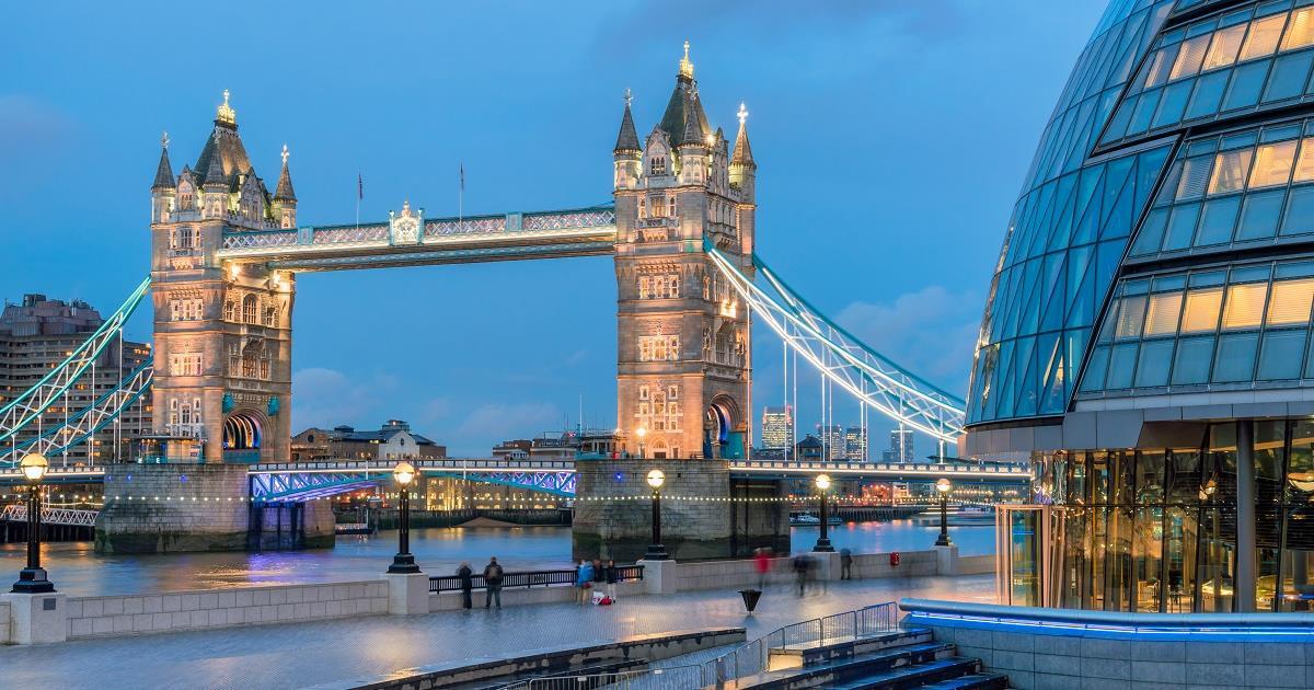 London header ()