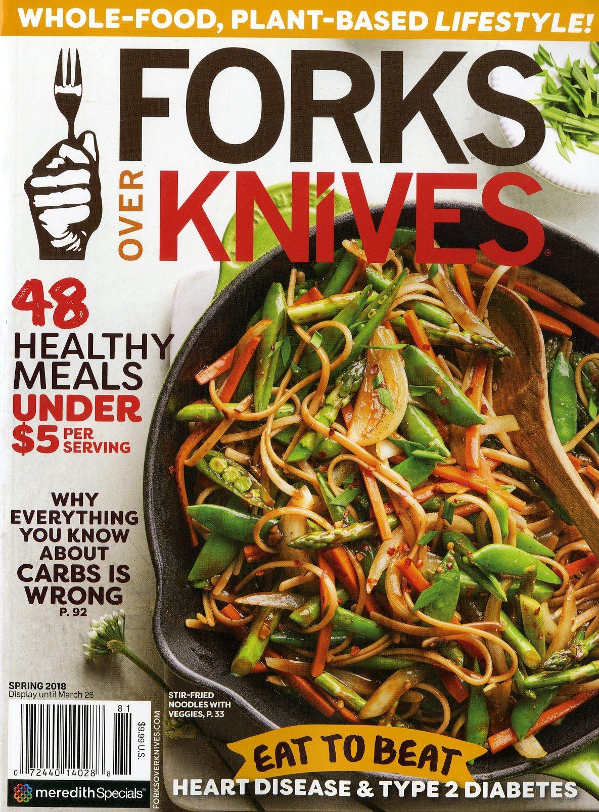 forks over knives ()