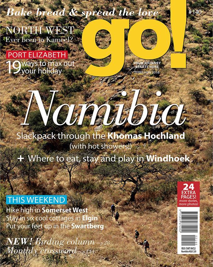 Go! Namibie ()