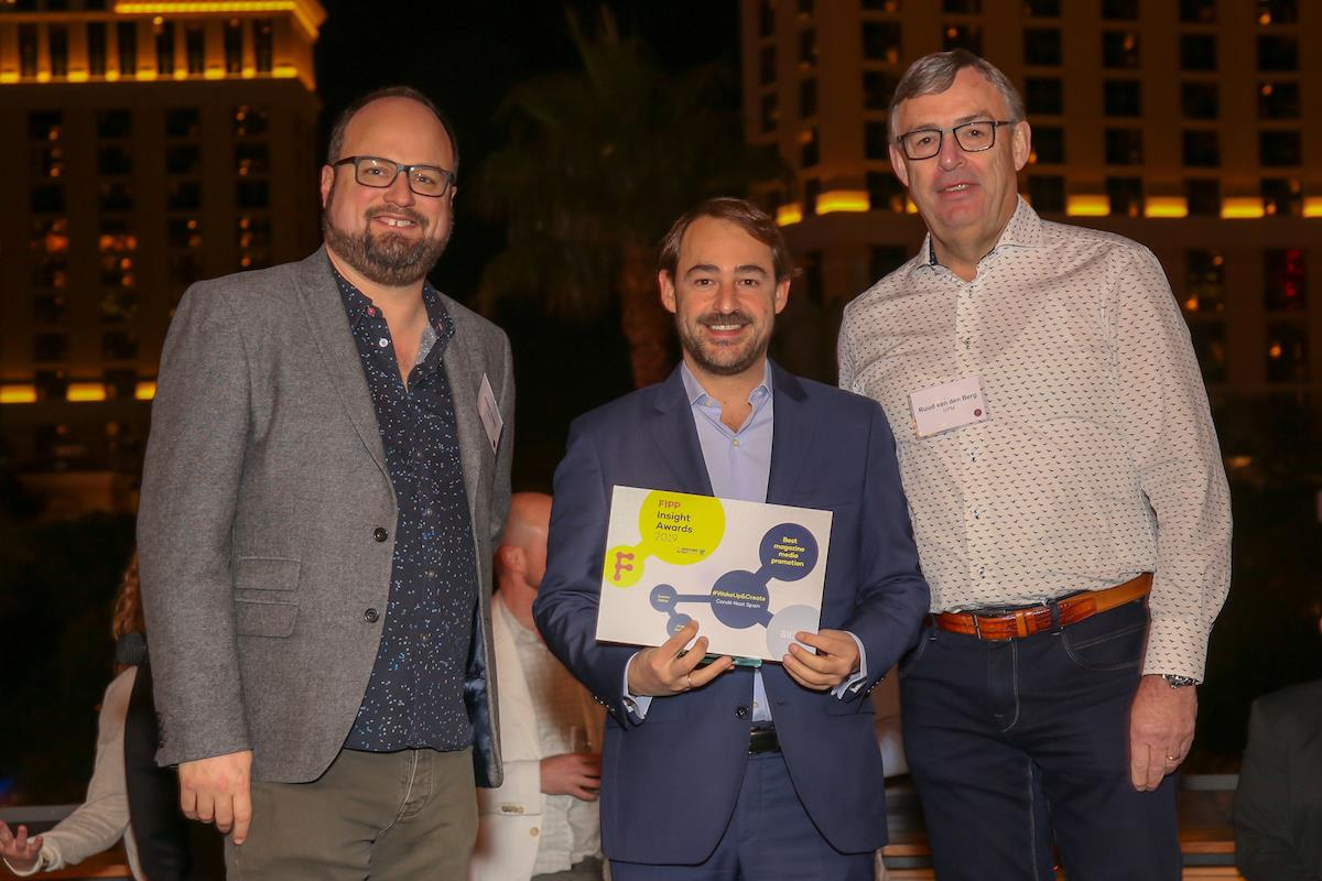 FIPP Insight Awards 2019 - Conde Nast Spain (FIPP)