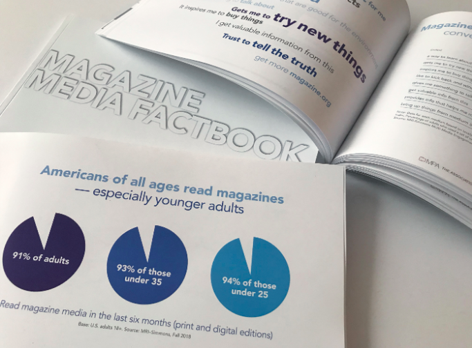 Magazine Media Factbook 2019 ()