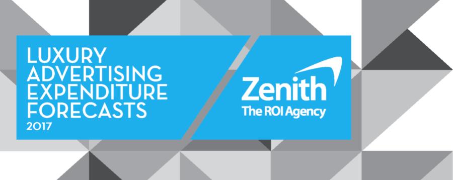 Zenith luxury adspend forecast ()