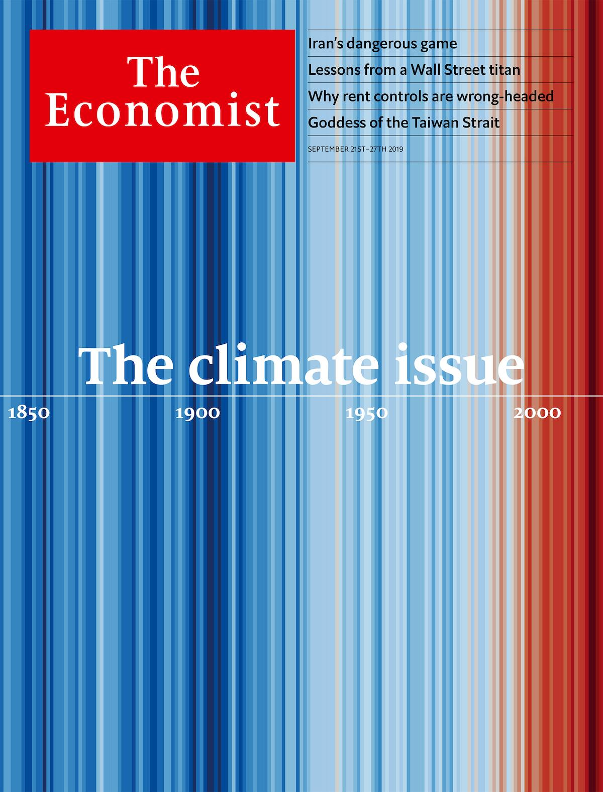 The Economist Climate Issue ()